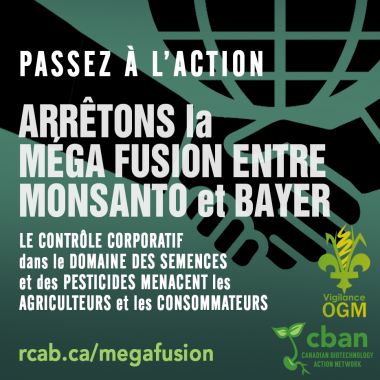 fusion Monsanto- bayer